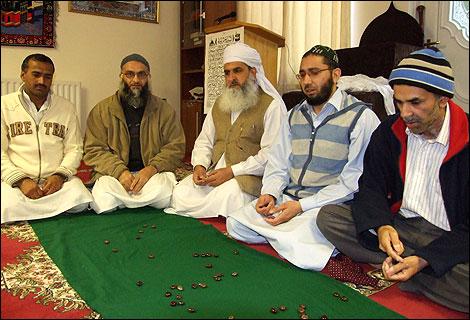 A Sufi Ramadan – Paul Salahuddin Armstrong
