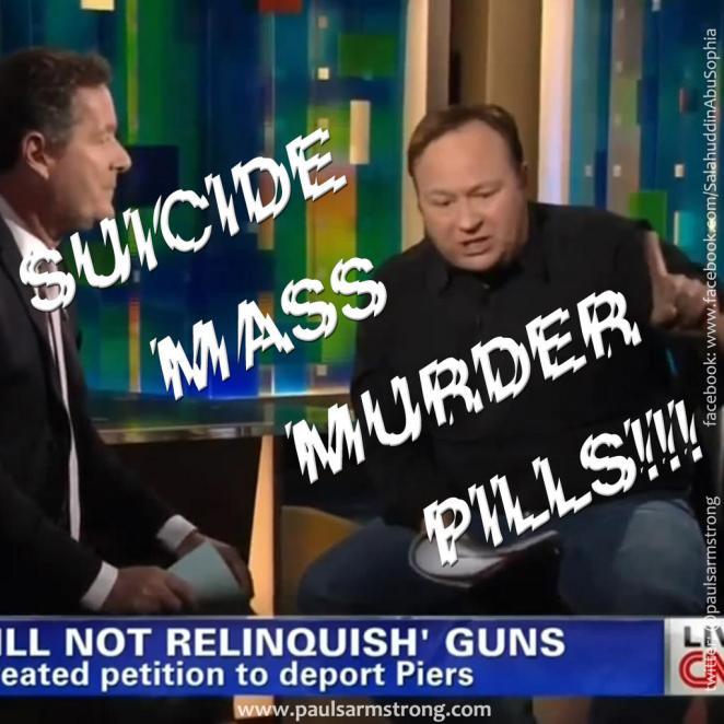 Suicide Mass Murder Pills