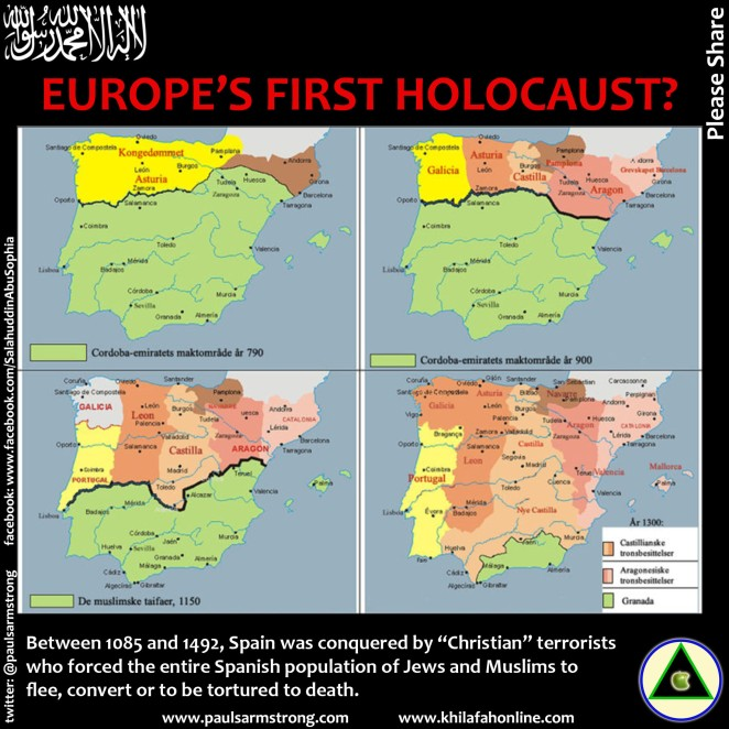 Europe's First Holocaust
