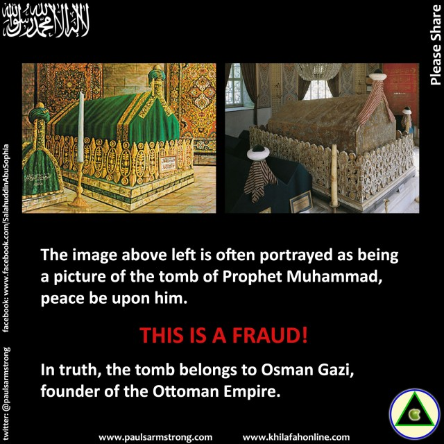 Fake tomb 1