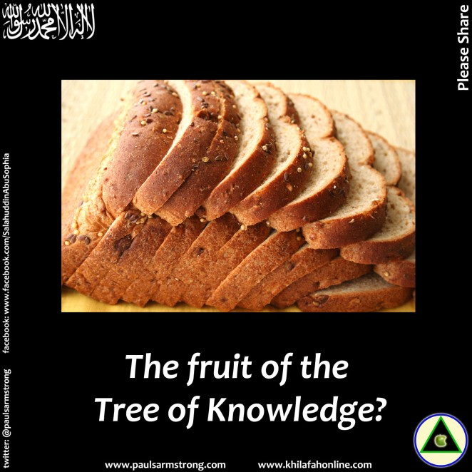 The Fruit of the Tree of Knowledge?