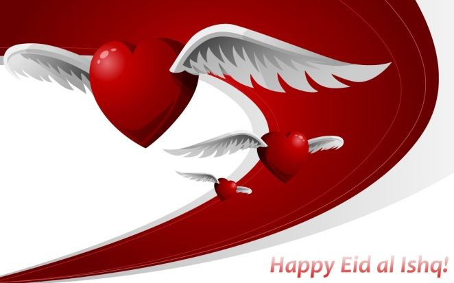 Happy Eid Al Ishq