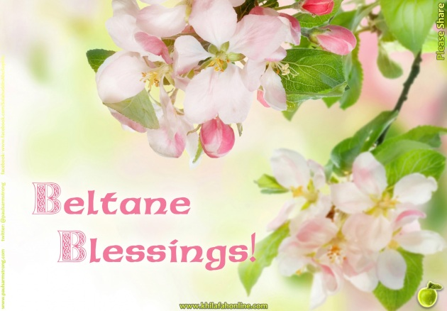 Beltane Blessings!