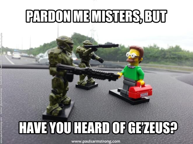 Have you heard of Ge'Zeus?