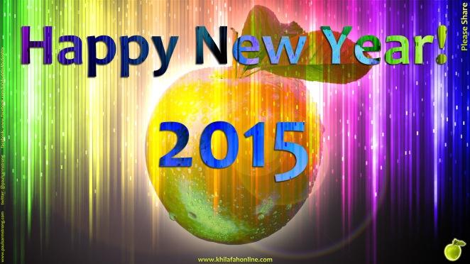 KhilafahOnline - Happy New Year (2015)