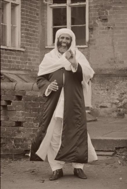 Sufi Abdullah in the 1970s