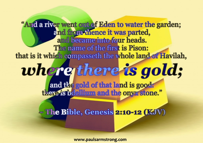 Where there is gold...