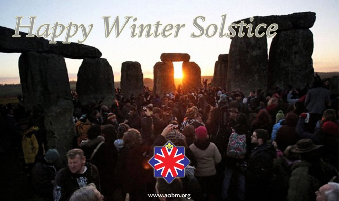 Happy Winter Solstice 2015