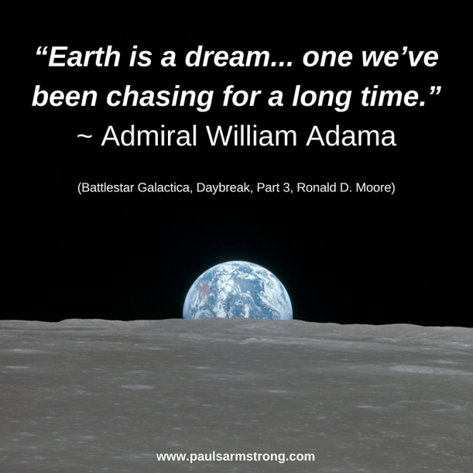 Earth is a dream