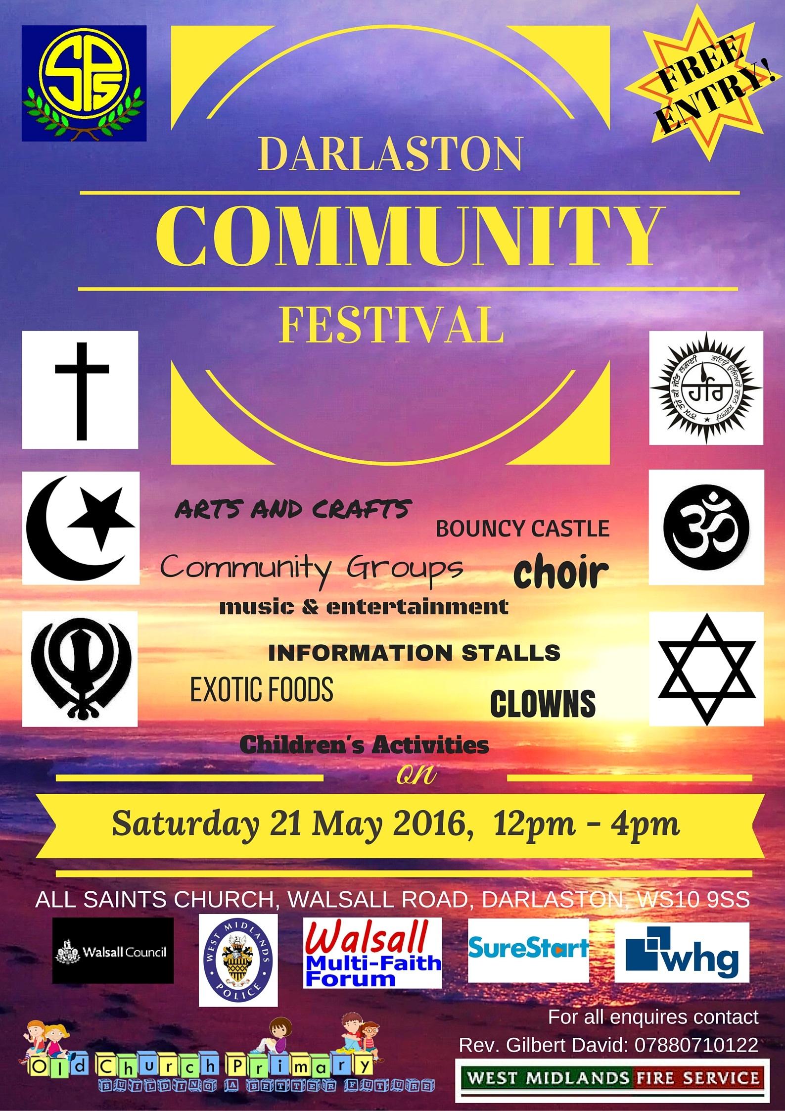 Darlaston Community Festival 2016
